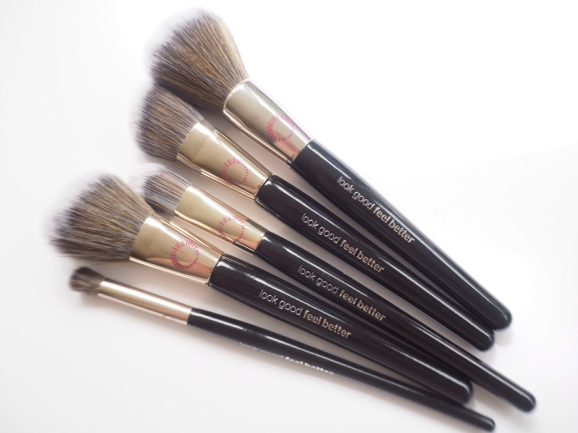 Look Good Feel Better Brushes