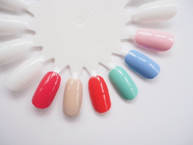 Nails Inc Spring Collection