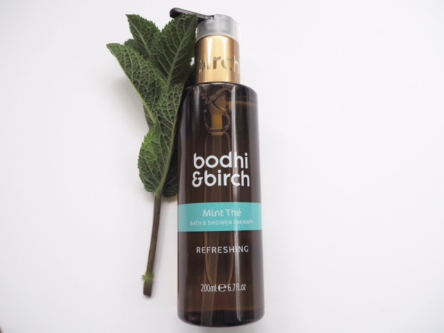 Bodhi & Birch Mint The Bath & Shower