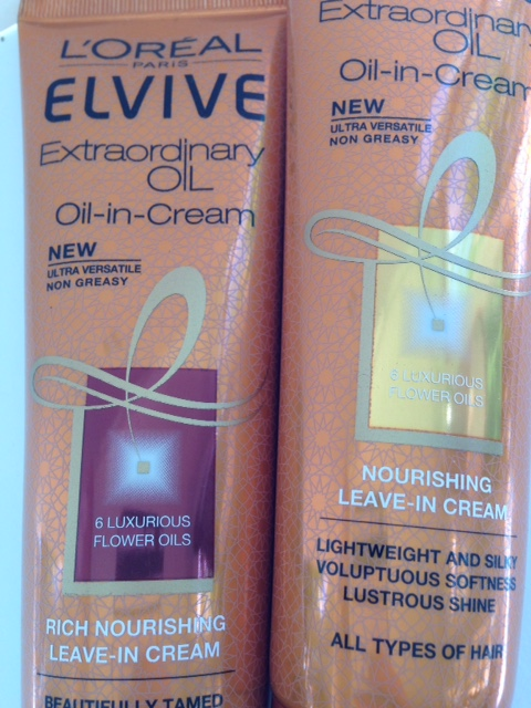 Elvive Extraordinary Oil In Cream