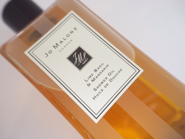 Jo Malone Lime Basil & Mandarin Shower Oil