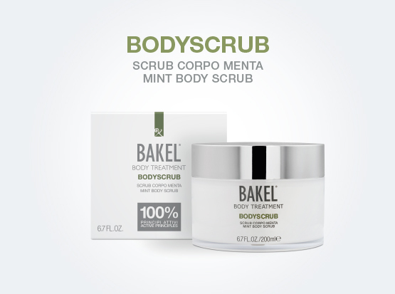 Bakel Mint Body Scrub