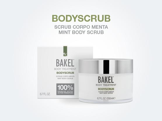 Bakel Mint Body Scrub