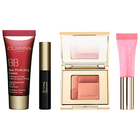 Clarins Five Minute Beauty Kit