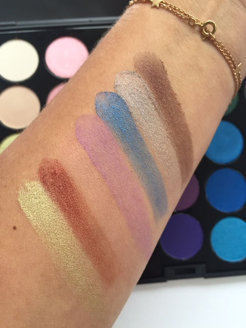 Crownbrush Eye Palettes
