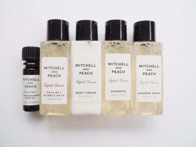 Mitchell & Peach Travel Set