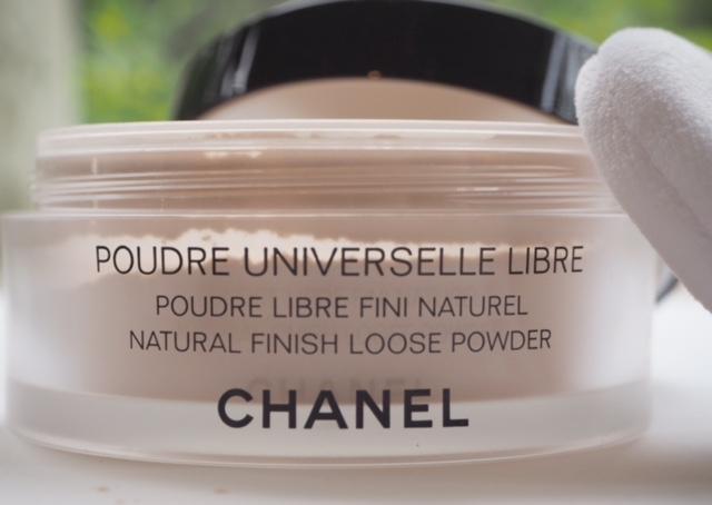 Chanel Poudre Universelle Beige Lumiere