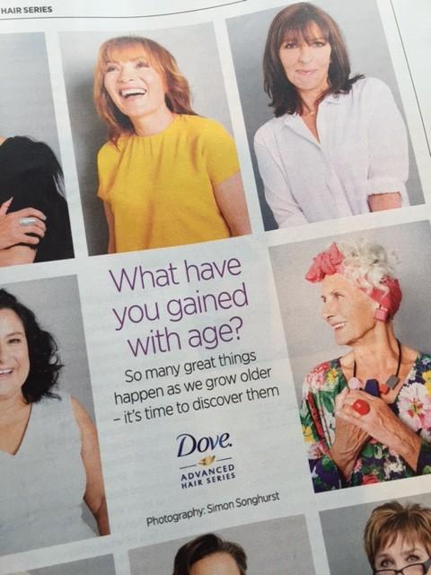 Dove Advanced Hair/Telegraph