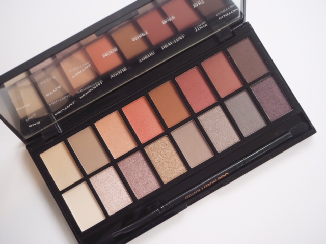 Makeup Revolution New-trals Palette