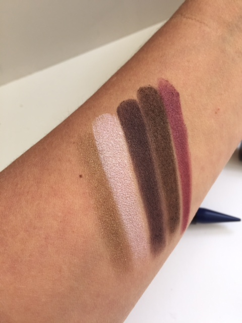 YSL Couture Metal Clash Swatch