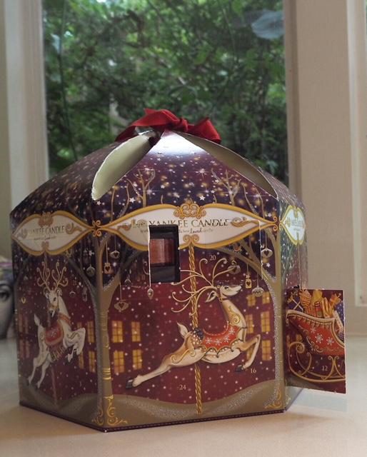 Yankee Candle Advent Calendar 2015