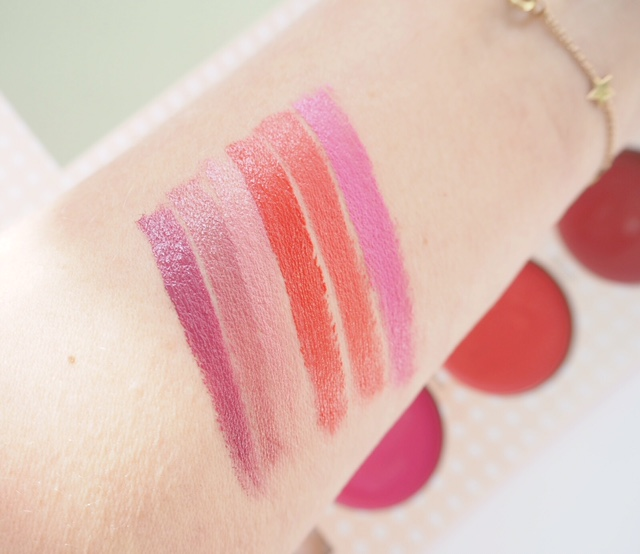 B. Kissable Lip Palette