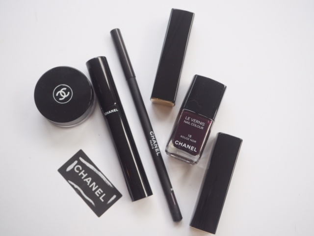 Chanel Rouge Noir Absolument