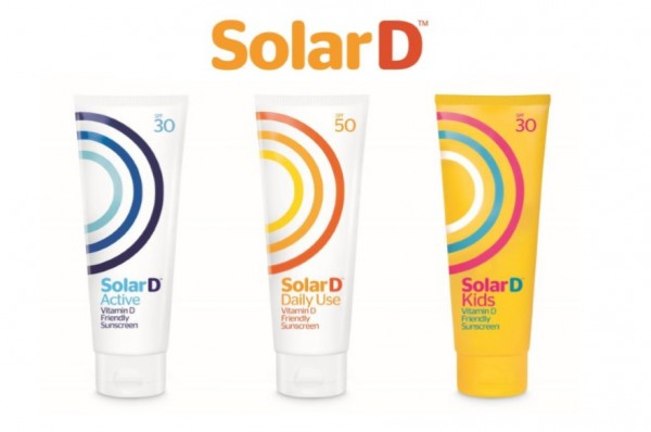 Solar D Sunscreen