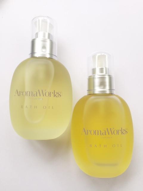 AromaWorks Bath Oil