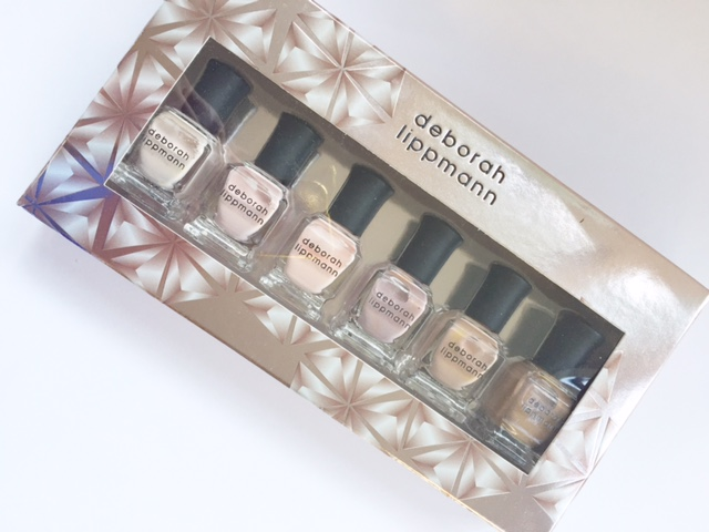 Deborah Lippmann Undressed Collection