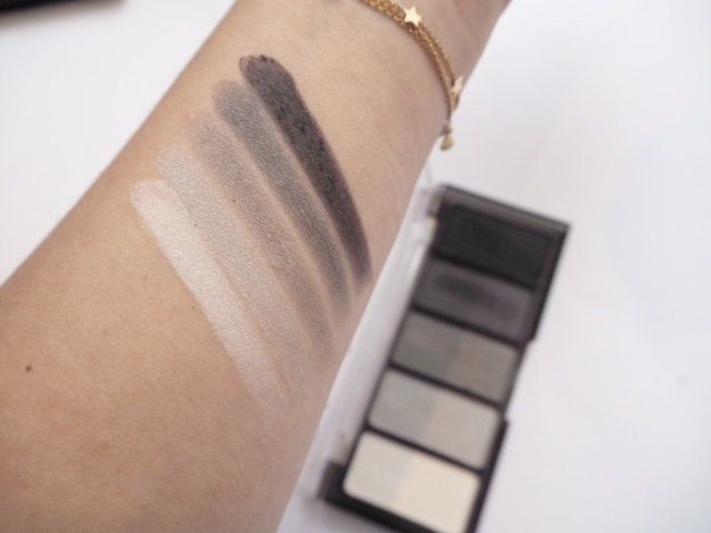 H&M Smoky Eye Palette