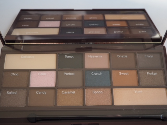 I Heart Makeup Chocolate Salted Caramel
