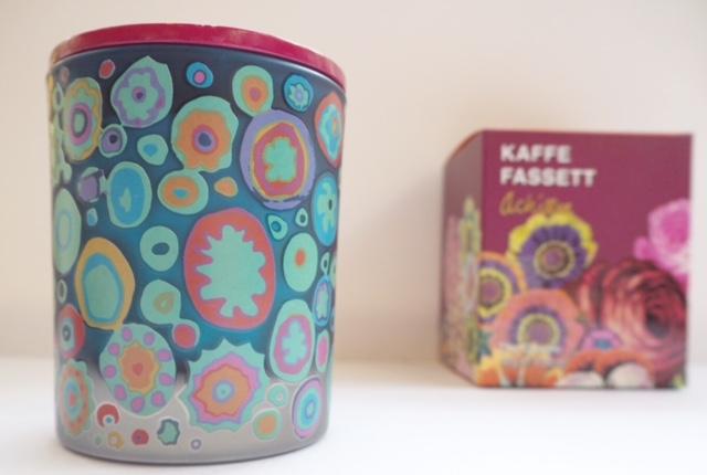Kaffe Fassett Achillea Candle