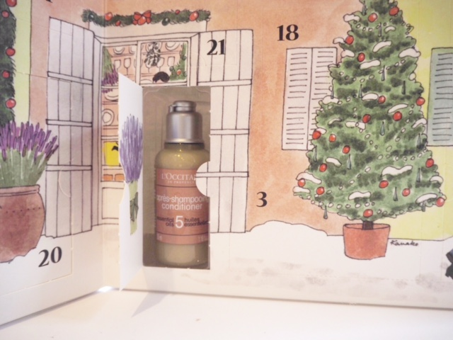 L'Occitane Advent Calendar Give Away