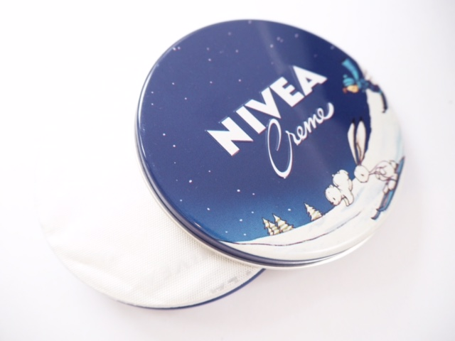 Nivea Winter Limited Edition Tins 2015