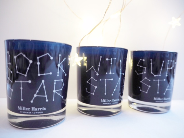 Miller Harris Star Candles