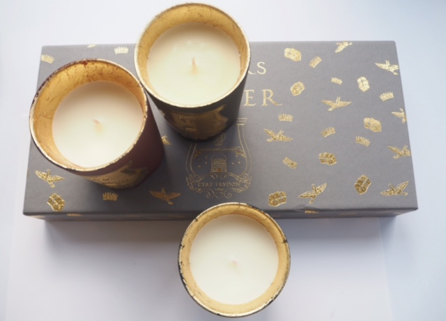 Cire Trudon Winter Scents Trio