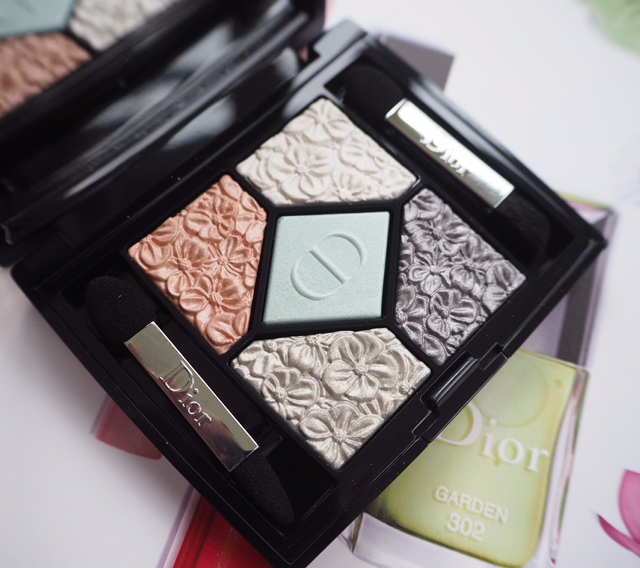 Dior Beauty Glowing Garden Spring 2016