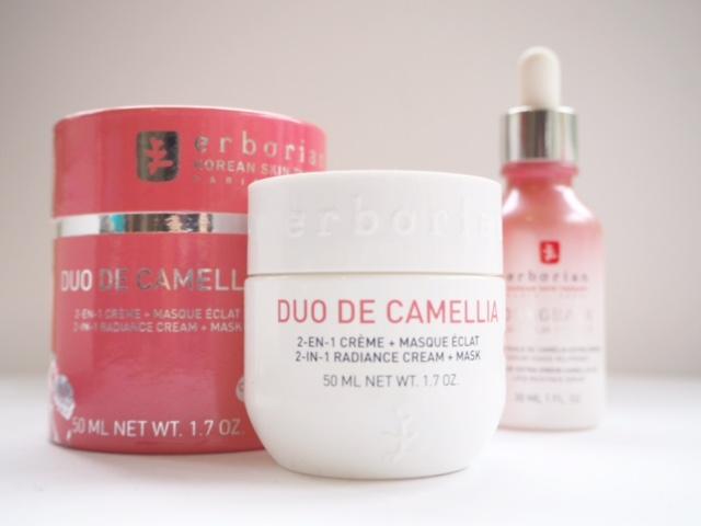 Erborian Camellia Mask Eclair