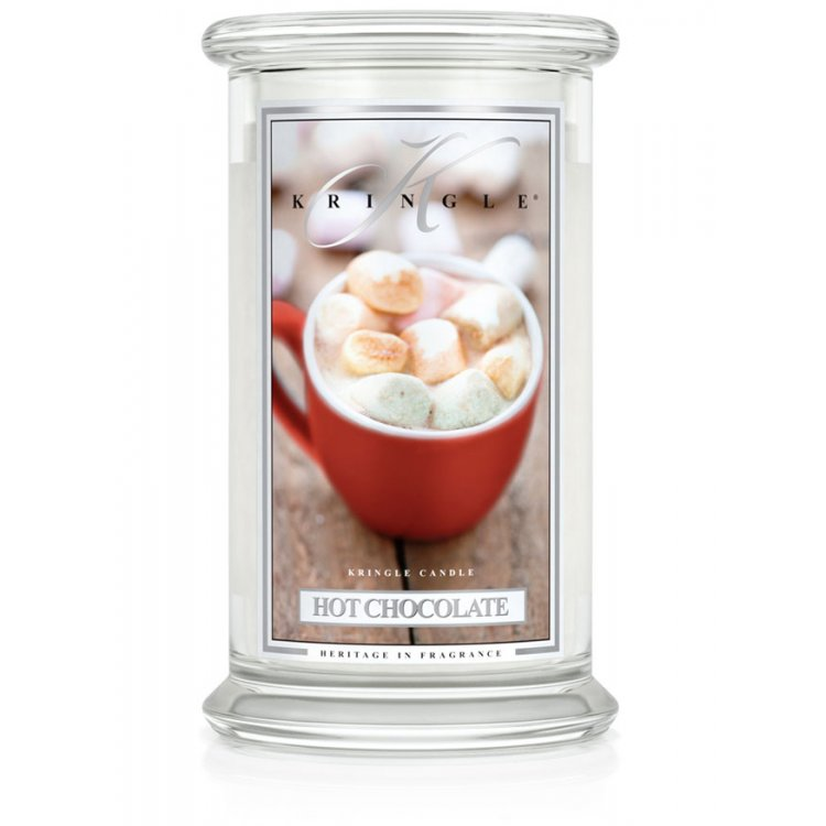 Kringle Hot Chocolate Candle