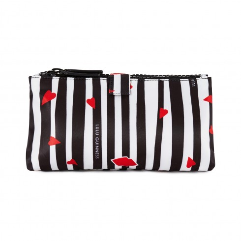 Lulu Guinness Makeup Bag