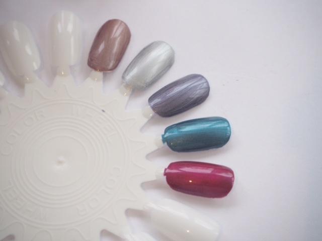 Models Own Colour Chromes