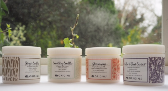 Origins Body Souffle Set