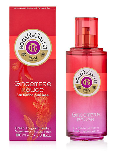 Roger & Gallet Gingimbre Rouge