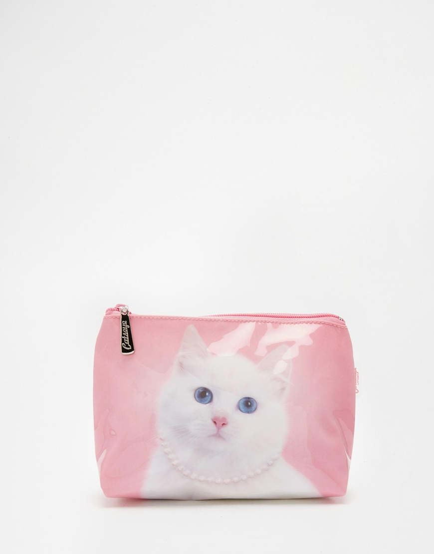 Cats Eye Make Up Bag