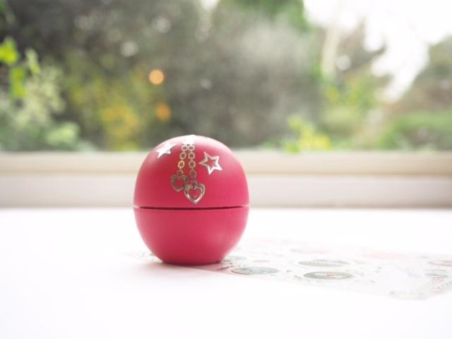 Eos Christmas Balms