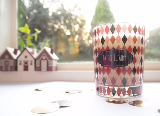 Pearl Lowe Candle