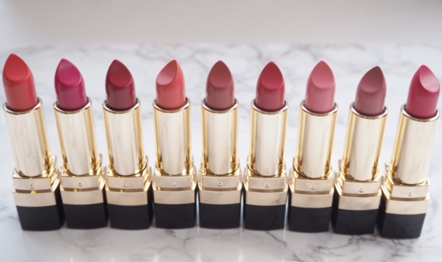 Color Studio Professional Matt Lipsticks