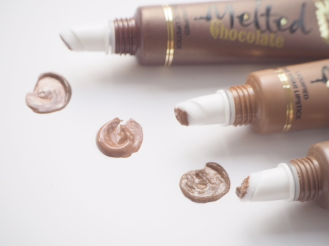 Too Faced Melted Chocolate Liquid Lipstick