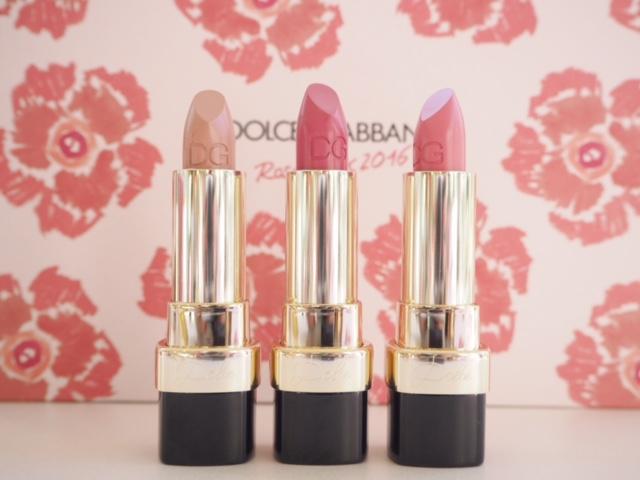 Dolce & Gabbana Rosa Look 2016