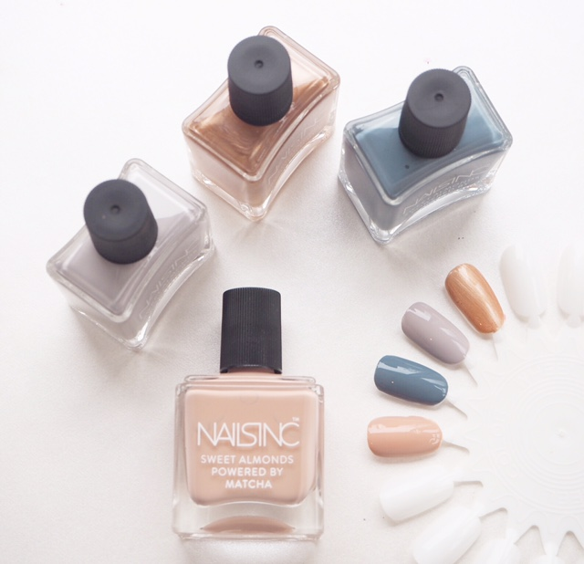 Nails Inc Sweet Almonds Collection