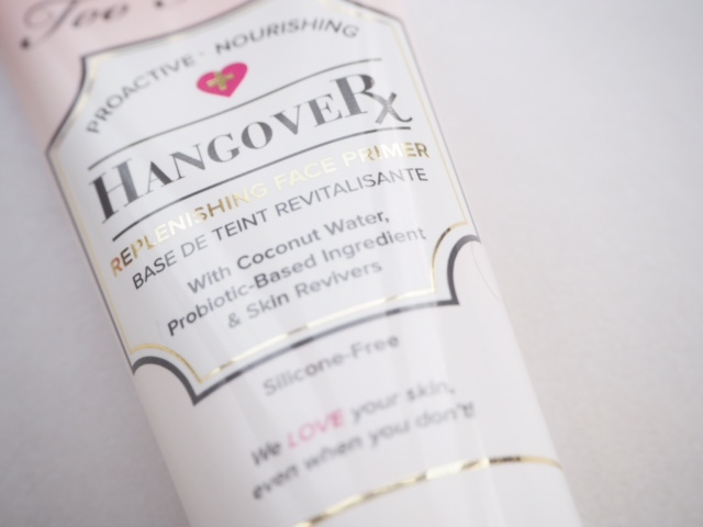 Too Faced Hangover Primer