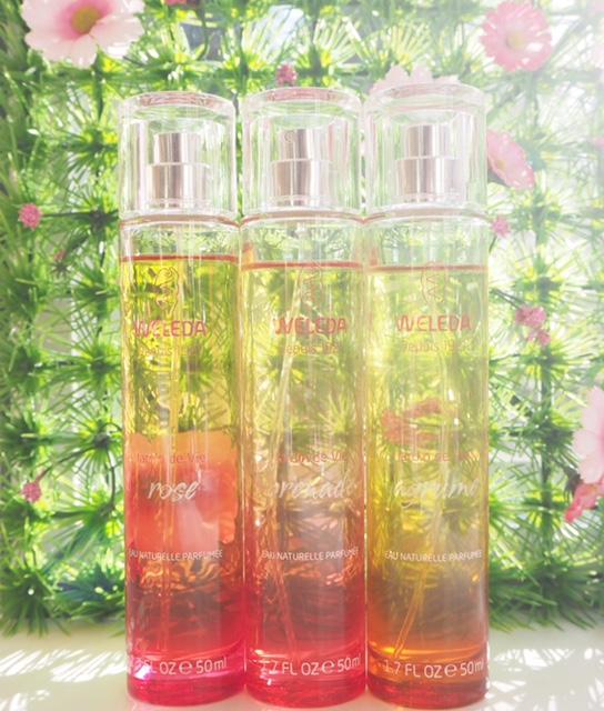 Weleda Fragrances