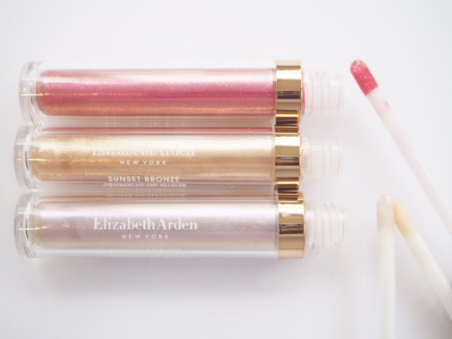 Elizabeth Arden Sunset Bronze Prismatic Gloss