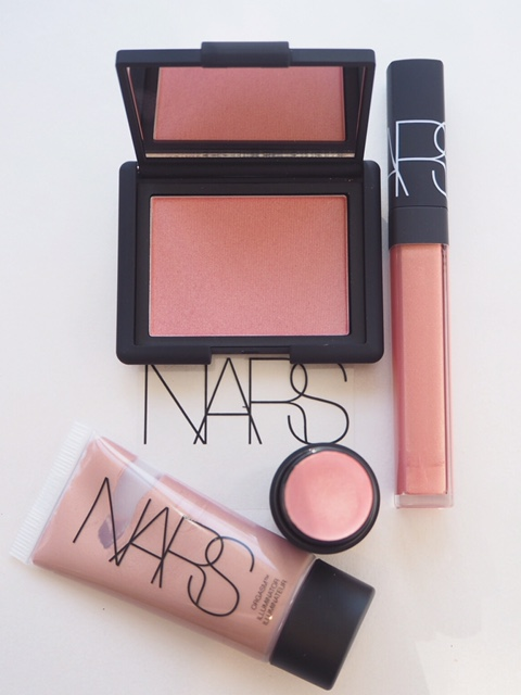 NARS Jetsetter Orgasm Face Set