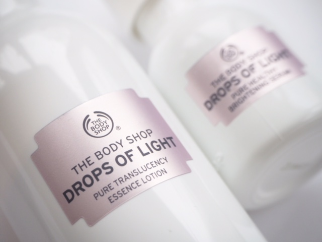 The Body Shop Drops of Light