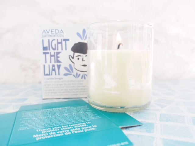 Aveda Light The Way Candle 2016