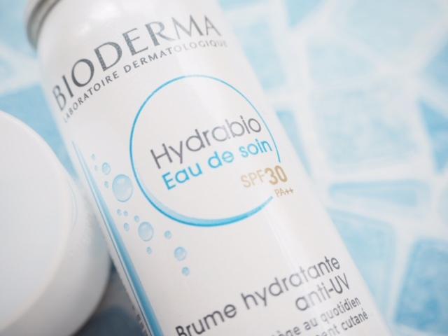 Bioderma Hydrabio Eau de Soin SPF30