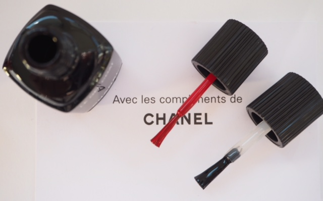 Chanel Gel Top Coat