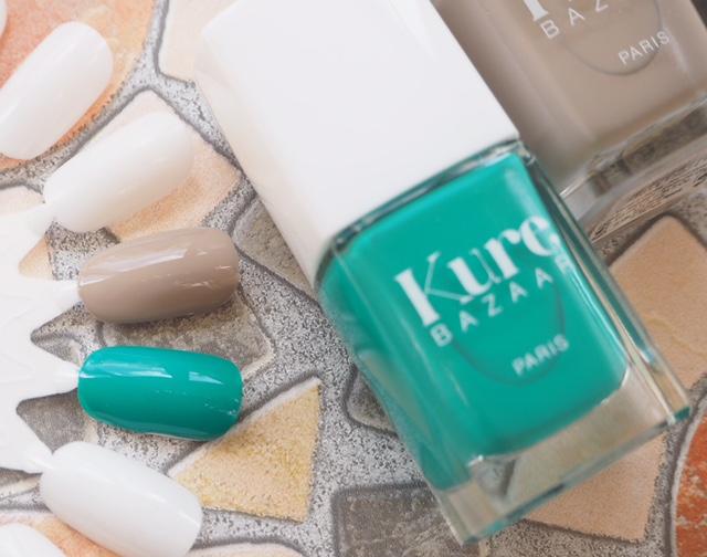 Kure Bazaar Natural Nail Polish Remover